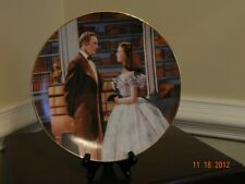 Bradford Exchange Gone with the Wind plate