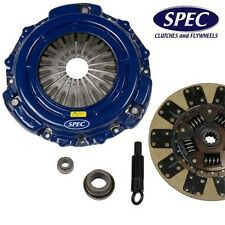 SPEC STAGE 2 II TWO CLUTCH KIT FOR 2004-2017 SUBARU WRX STI 2.5L TURBO EJ257