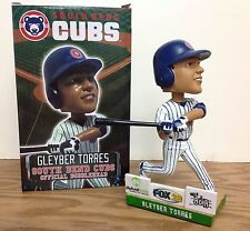 Gleyber Torres New York Yankees player South Bend Cubs 2016 Bobblehead SGA