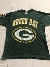 Green Bay Packers Double Sided Vintage T Shirt 1997 Mens XLarge NFL
