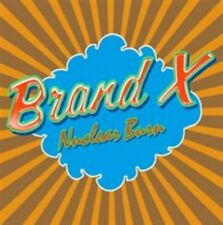 Nuclear Burn 0600753535325 by BRAND X CD