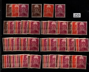 # 30X LUXEMBOURG 1957 - MNH - EUROPA CEPT - PAX - WHOLESALE