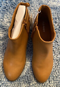 Warm Shimmer Tan Cozy Black Gray Girl/'s Old Navy Slip On Boots Sparkle