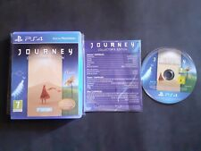 JOURNEY COLLECTOR'S EDITION COLLECTORS - PS4 PLAYSTATION - PAL ESPAÑA - COMPLETO
