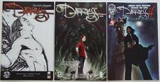 3  Top Cow  THE DARKNESS REBIRTH  THE DARKNESS #112  THE DARKNESS II CONFESSION