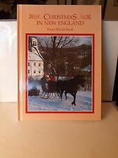 1984 Christmas in New England World Book Encyclopedia History Craft Music Recipe