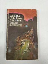 Galactic Pot Healer Philip K Dick 1969 1st Berkley Edition (bb24-1)
