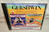 Frank Chacksfield - The Glory That Was Gershwin & Plays Irving Berlin (CD) NEW