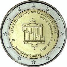 Euro-Gedenkmünzen aus San Marino