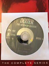 Dexter - Season 7, Disc 4 REPLACEMENT DISC (not full season)