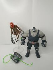 McFarlane DC Multiverse BANE BAF Complete Last Knight On Earth with Scarecrow