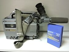 SONY DVW-700P Digital Betacam BVF V10CE Viewfinder Mic Wind Protection Foam
