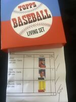 TOPPS MLB LIVING SEALED BUNDLE #299 Rodriguez/2498-#300 Mays/4787+CL201-300/2298