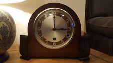 Bentima Westminster carillon mantel clock c1945