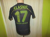 "Werder Bremen Original Kappa Event Trikot 2004/05 ""KIK"" + Nr.17 Klasnic Gr.M- L"