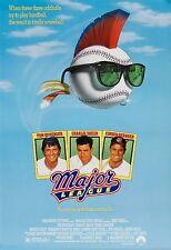 MAJOR LEAGUE (1989) ORIGINAL MOVIE POSTER  -  ROLLED
