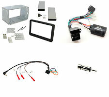 Connects2 Alfa Romeo 159 2005 - 2011 Complete Double Din Stereo Fitting Kit