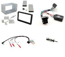 CONNECTS 2 ALFA ROMEO 159 2005 - 2011 COMPLETO Stereo Doppio DIN Kit di montaggio