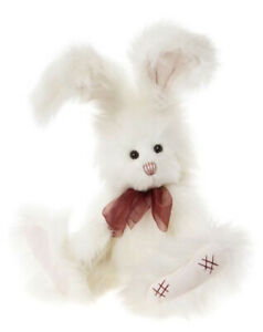 Pia by Charlie Bears - jointed plush bunny rabbit - CB206001O