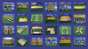 Playmobil Ersatzteile ACW Fort 3420 3419 3773 Glory Randall Union Western