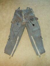 WW II German Aviation Elek Fliegerhose - ELECTRICAL CHANNEL PANTS - VERY RARE!