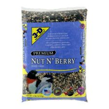 New listing Wild Bird Food Dry Feed Premium Nut N' Berry Fruits Nuts Vitamins 14 Pound Bag