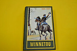 Buch Karl May Winnetou II Nr 8    1951