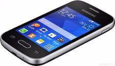 Teléfonos móviles libres negro Samsung con conexión Wi-Fi
