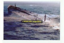 rp6059 - Wrecked Tanker - Amoco Cadiz - photo 6x4