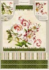 Wilmington's Scentimental Floral Apron Panel Quilt Fabric 3/4+yds