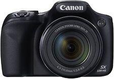 BOXED CANON PowerShot SX530 HS Bridge Camera - Black