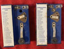 Western Union Standard Radio Telegraph Signal Set
