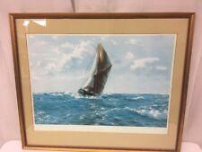 """Proud Little Coaster"" Print By John Chancellor (po15)"