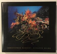 In a Sea of Dreams by Christopher Newbert and Wilms - Signed First Edition