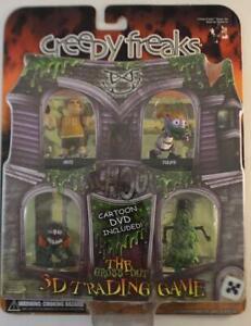 WizKids Creepy Freaks Starter Set #2 New