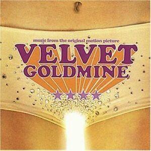 Velvet Goldmine (1998) (CD) Brian Eno, Placebo, Lou Reed..