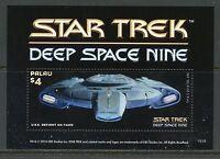 PALAU 2015 STAR TREK DEEP SPACE NINE  SOUVENIR SHEET MINT NEVER HINGED