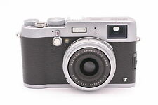 Fujifilm X Series X100T 16.3 MP Digital Camera - Silver