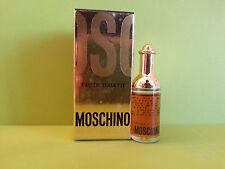 Moschino edt eau de toilette  mini profumi campioncini sample scent echantillon