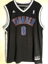 Adidas NBA Jersey Oklahoma City Thunder Russell Westbrook Black Alt sz L