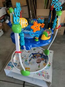 Baby Einstein Neptune Ocean Discovery Jumper - 2016 Excellent Used Condition