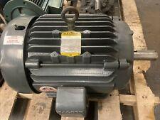 Baldor M4106t 20hp Motor 3525rpm 230460v Frame 256t Refurbished
