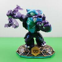 Skylanders SWAP FORCE Character Figure: TRAP SHADOW **damages** blue base