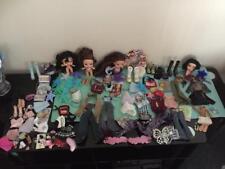 Huge Bratz Doll 2001/02 Accessories Lot, Mermaid Bratz and Baby Bratz