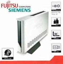 """Fujitsu 3.5"""" SATA External USB Hard Drive Desktop Aluminium Case Enclosure"""