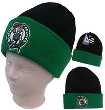 BOSTON CELTICS BEANIE NBA BEANIE CUFFED KNIT HAT BOSTON CELTICS BY ADIDAS