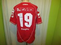 Sportfreunde Siegen LEGEA Matchworn Trikot 2006/07 + Nr.19 Schneider Gr.XL