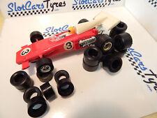 8 + 8 pneus URETHANE F1 SCALEXTRIC