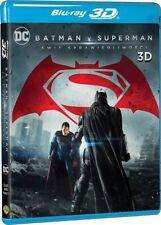 BATMAN v SUPERMAN: ŚWIT SPRAWIEDLIWOŚCI 3D (DAWN OF JUSTICE) - 2 BLU-RAY 3D/2D