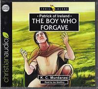 NEW Patrick of Ireland The Boy Who Forgave Trailblazer Audio Book 2 CD Christian